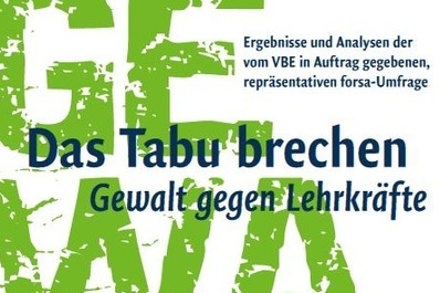 """Erfolg für den VBE: Präsident Holter setzt """"Gewalt gegen Lehrkräfte"""" auf KMK-Agenda"""