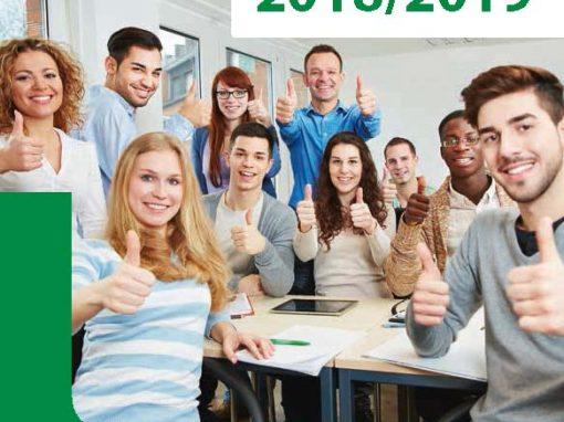 Lehrerkalender für 2018/19 sind da!